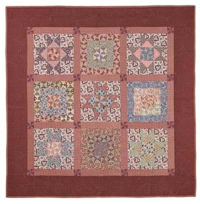 Vintage Quilt Patterns Patchwork Patterns Michelle Yeo