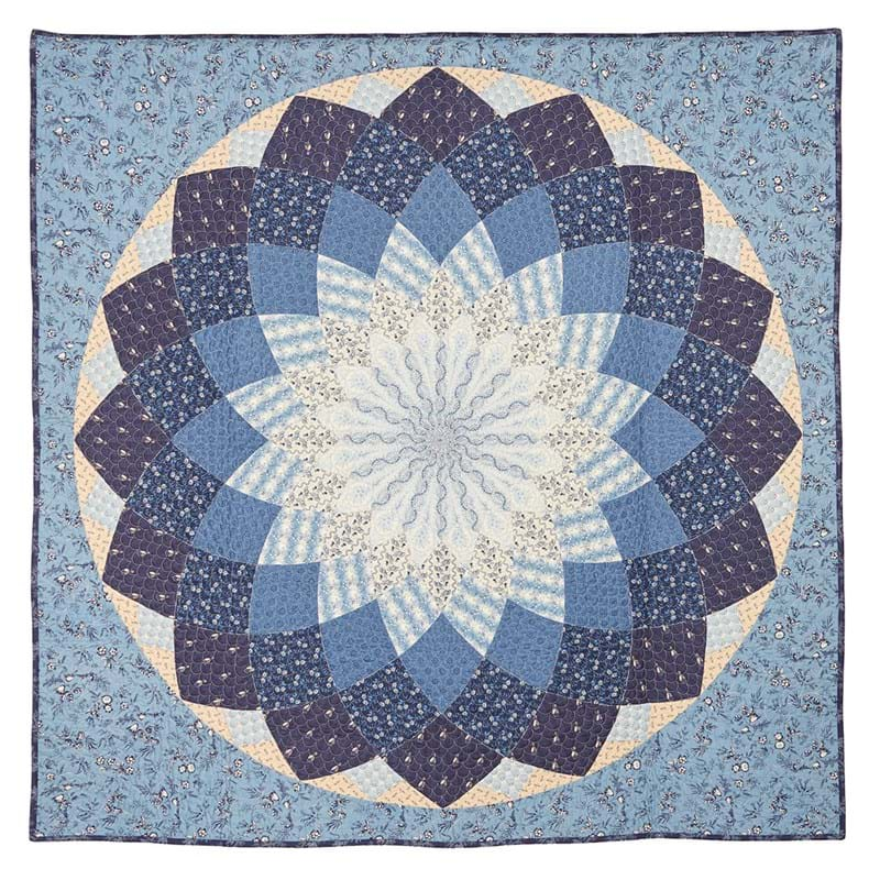 Giant Dahlia Templates Michelle Yeo Quilt Designs