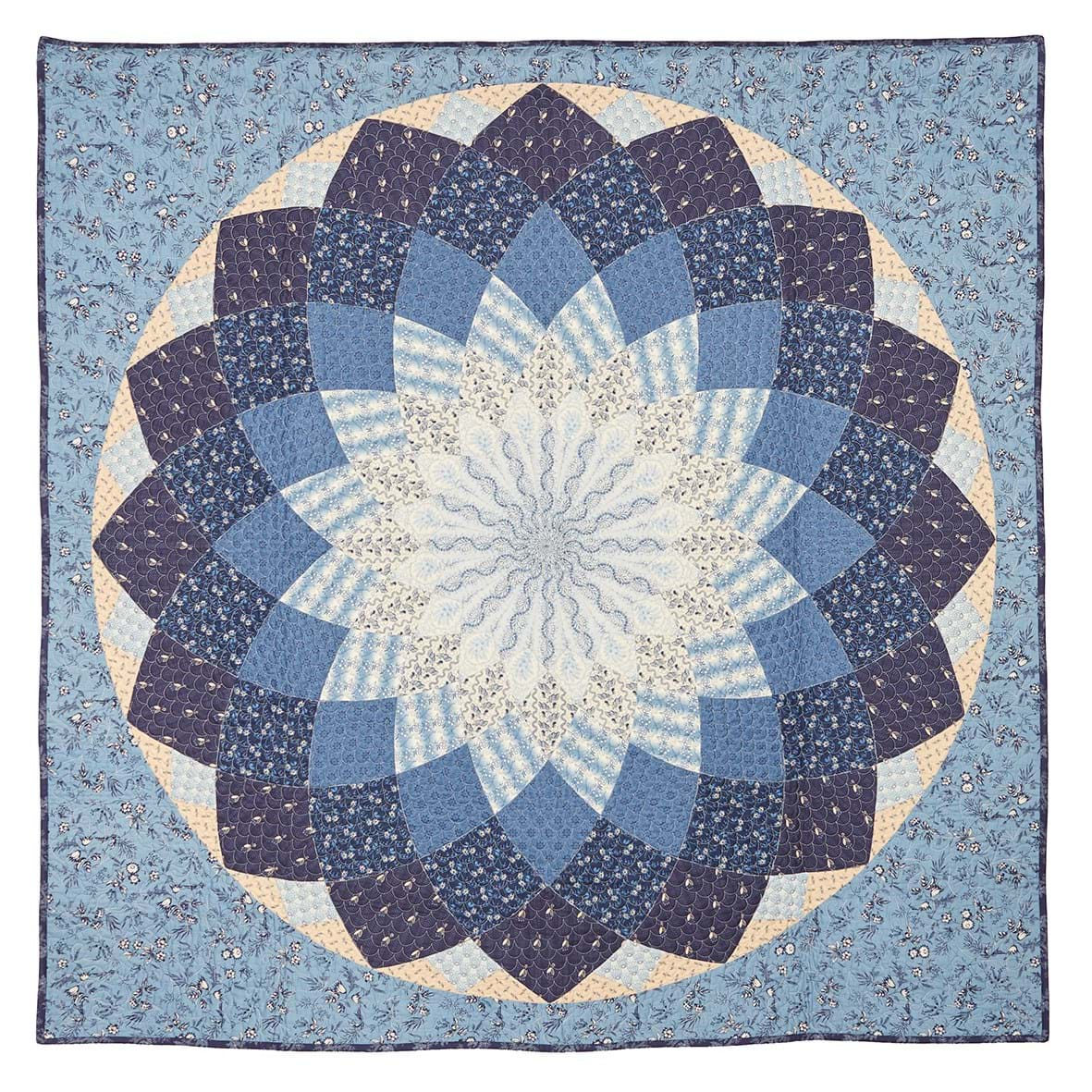 Giant Dahlia Pattern